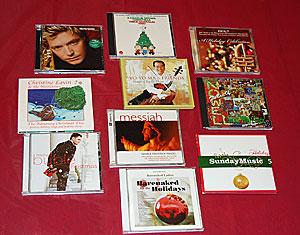 Holiday CDs